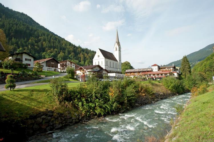 VakantiehuisOostenrijk - Vorarlberg: Am Kristberg  [33]