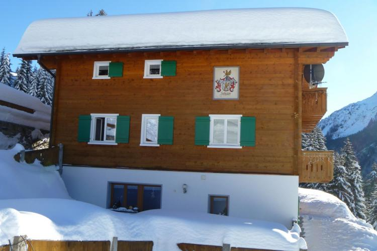 VakantiehuisOostenrijk - Vorarlberg: Am Kristberg  [7]