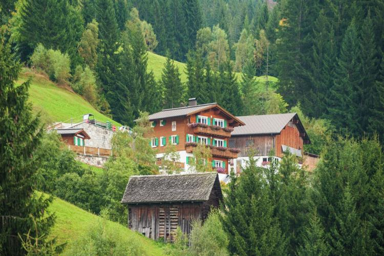 VakantiehuisOostenrijk - Vorarlberg: Am Kristberg  [3]