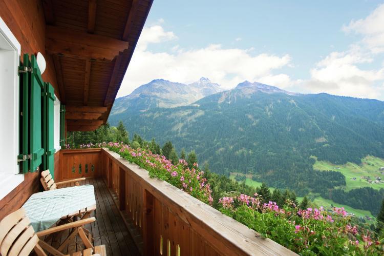 VakantiehuisOostenrijk - Vorarlberg: Am Kristberg  [24]