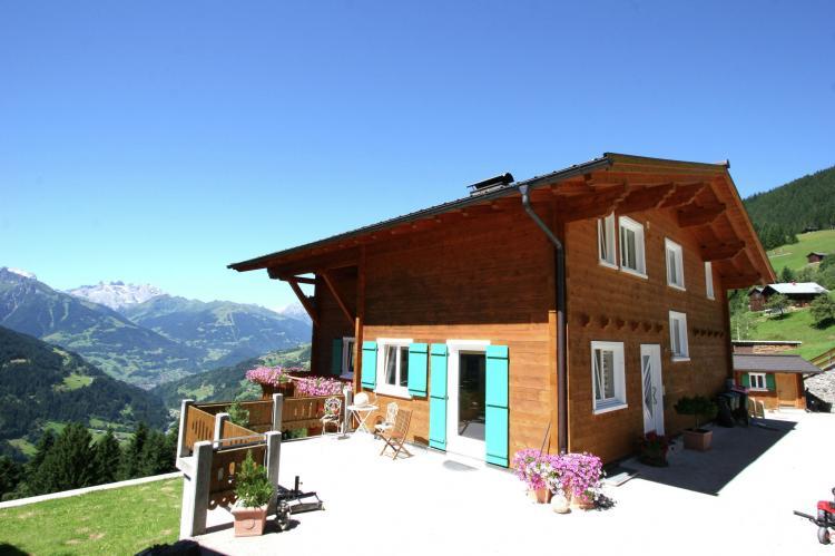 VakantiehuisOostenrijk - Vorarlberg: Am Kristberg  [1]