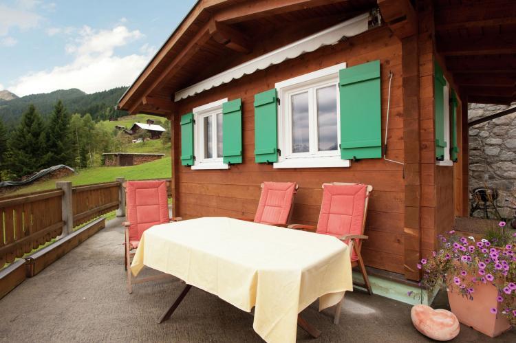 VakantiehuisOostenrijk - Vorarlberg: Am Kristberg  [22]