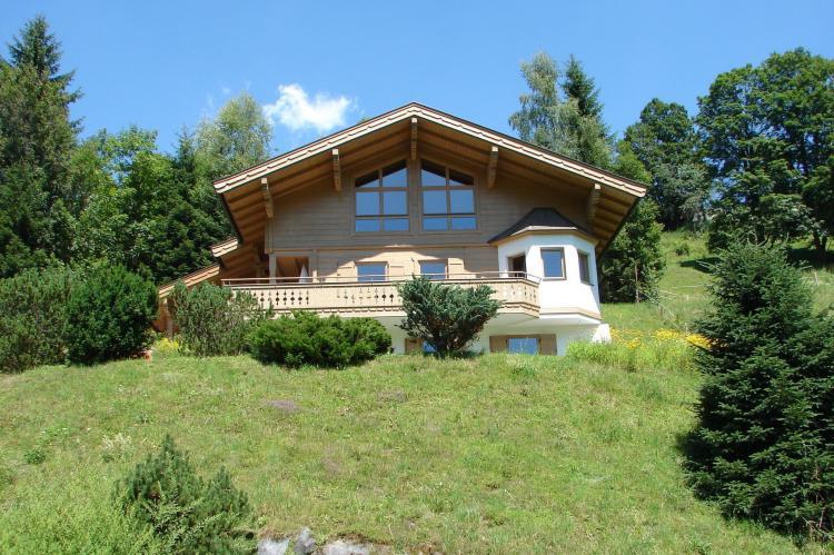 FerienhausÖsterreich - Salzburgerland: Chalet Huski Viehhofen  [2]