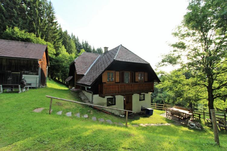 Holiday homeAustria - Carinthia: Brentlhütte  [1]