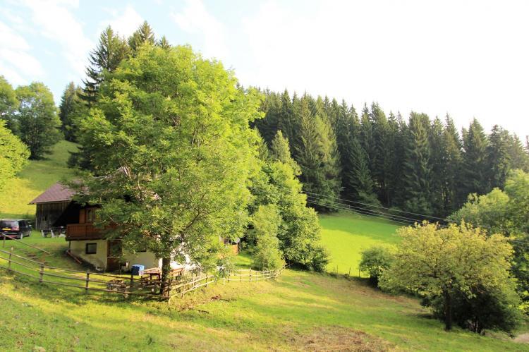 Holiday homeAustria - Carinthia: Brentlhütte  [4]