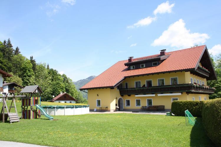 Holiday homeAustria - Salzburg: Ferienhaus Rieger  [18]