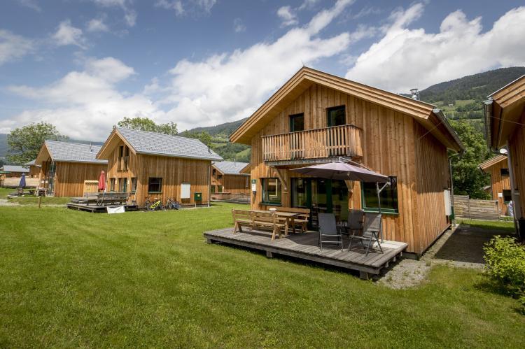 VakantiehuisOostenrijk - Steiermark: Chalet Wellness  [1]