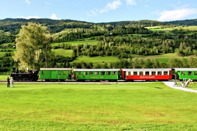 VakantiehuisOostenrijk - Steiermark: Chalet Wellness  [21]