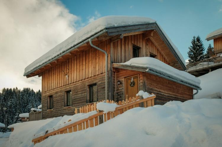 VakantiehuisOostenrijk - Salzburgerland: Dachstein Chalet Alpenrose Haustier erlaubt  [3]