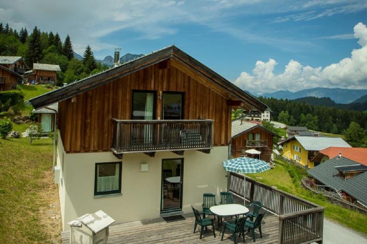 VakantiehuisOostenrijk - Salzburgerland: Dachstein Chalet Alpenrose Haustier erlaubt  [27]