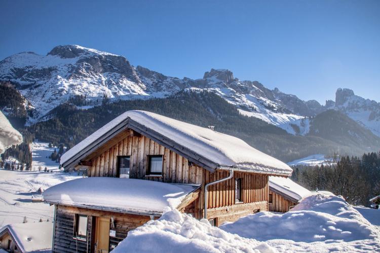VakantiehuisOostenrijk - Salzburgerland: Dachstein Chalet Alpenrose Haustier erlaubt  [4]
