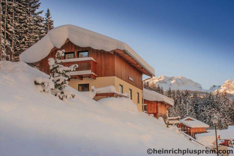 VakantiehuisOostenrijk - Salzburgerland: Dachstein Chalet Alpenrose Haustier erlaubt  [5]