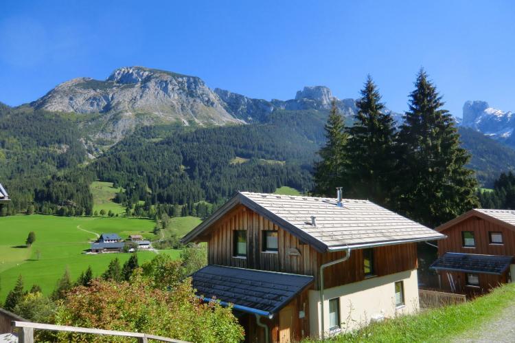 VakantiehuisOostenrijk - Salzburgerland: Dachstein Chalet Alpenrose Haustier erlaubt  [28]