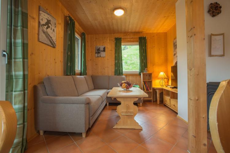 VakantiehuisOostenrijk - Salzburgerland: Dachstein Chalet Alpenrose Haustier erlaubt  [1]