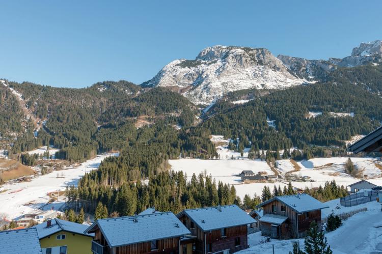 VakantiehuisOostenrijk - Salzburgerland: Dachstein Chalet Alpenrose Haustier erlaubt  [6]