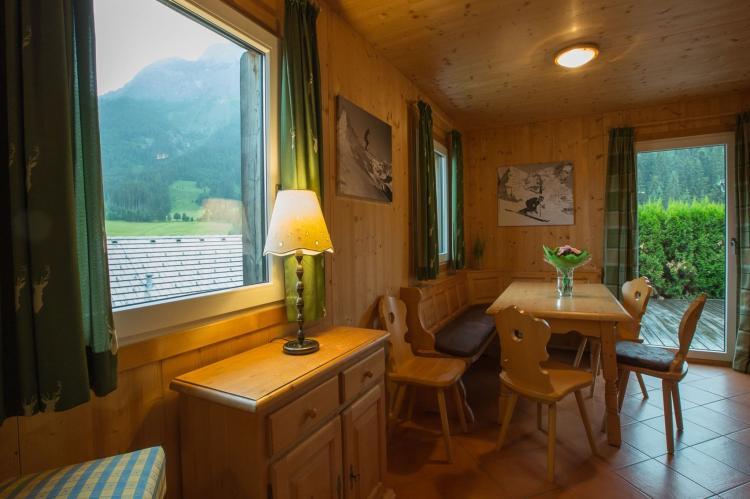 VakantiehuisOostenrijk - Salzburgerland: Dachstein Chalet Alpenrose Haustier erlaubt  [2]