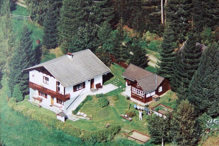 Holiday homeAustria - Carinthia: Almhaus Platzer  [1]