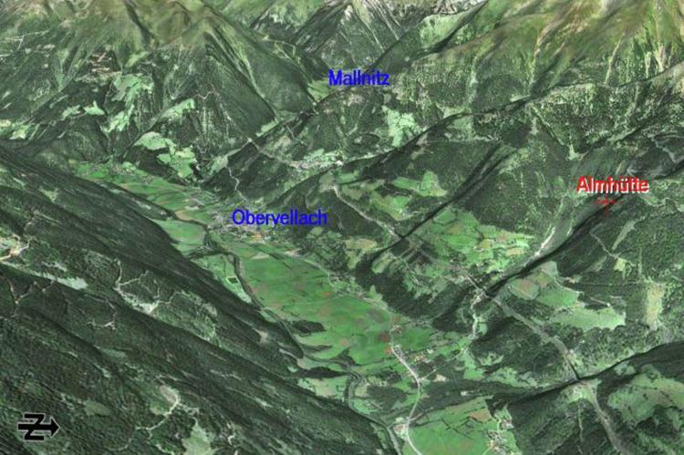 AT-10467 unterhofer-alm-obervellach-karinthie