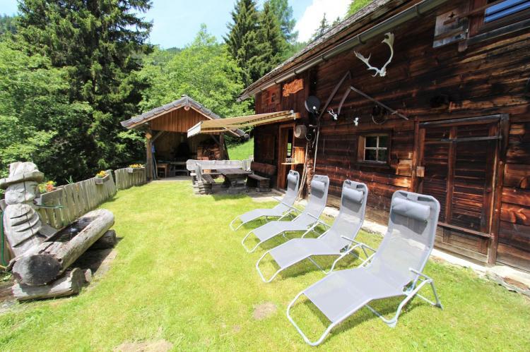 Holiday homeAustria - Carinthia: Unterhofer Alm  [18]