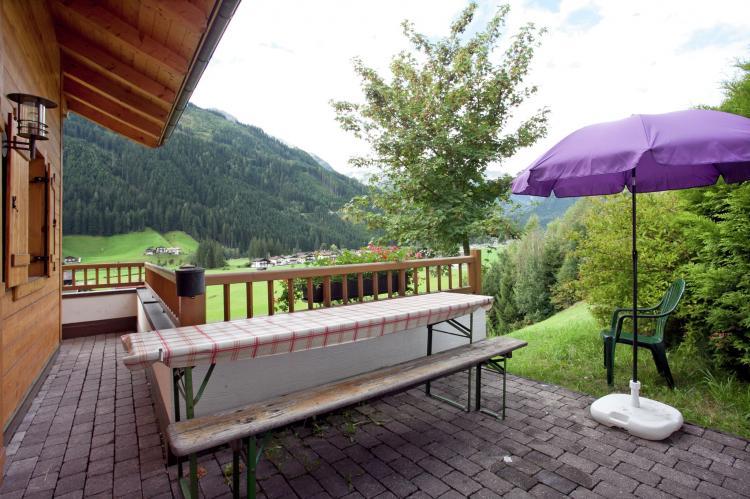 Holiday homeAustria - Salzburg: Chalets im Wald  [19]