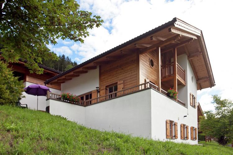 Holiday homeAustria - Salzburg: Chalets im Wald  [1]