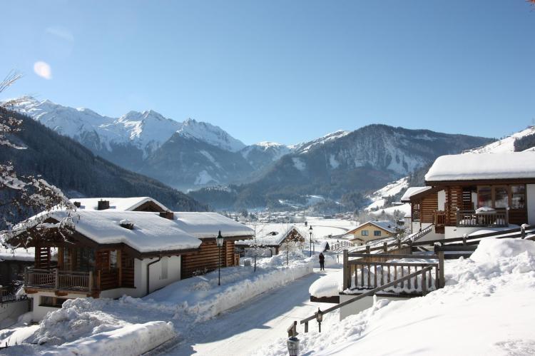 Holiday homeAustria - Salzburg: Chalets im Wald  [22]
