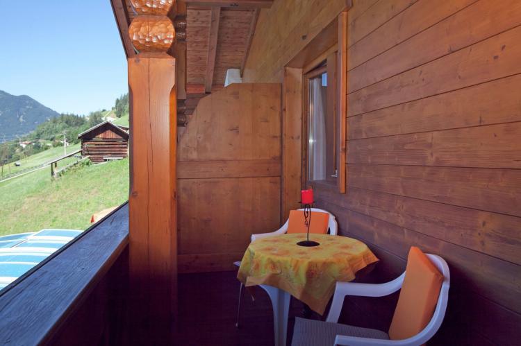 VakantiehuisOostenrijk - Tirol: Nigg  [21]