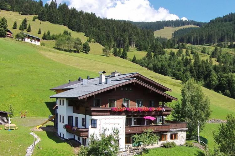 FerienhausÖsterreich - Salzburgerland: Reiter 10  [1]