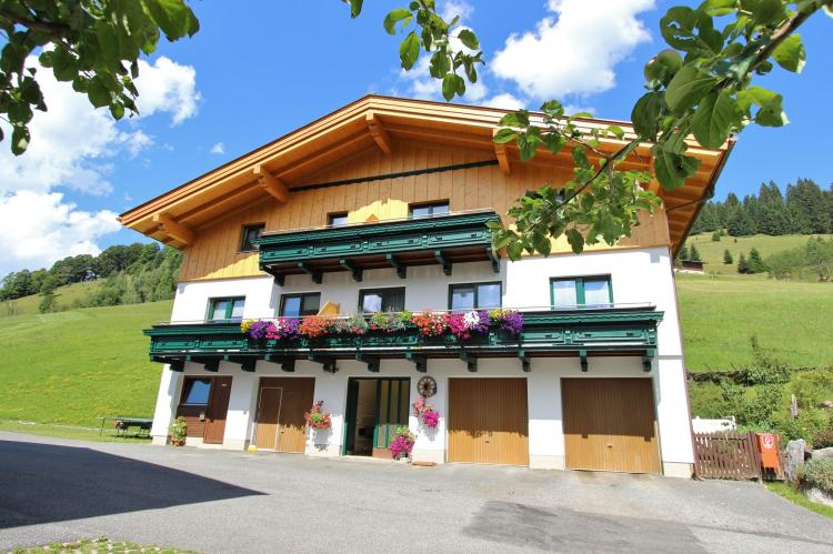 FerienhausÖsterreich - Salzburgerland: Hintermoos  [1]