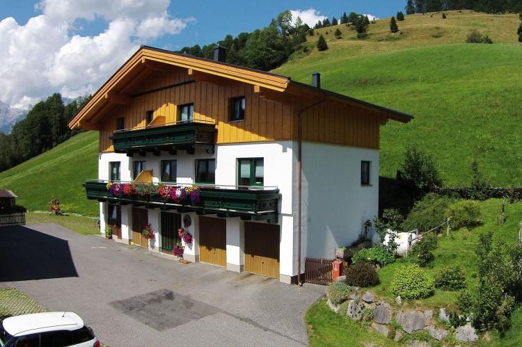 FerienhausÖsterreich - Salzburgerland: Hintermoos  [2]