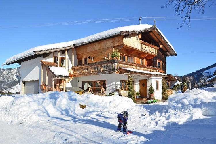 VakantiehuisOostenrijk - Tirol: Thumahof  [2]