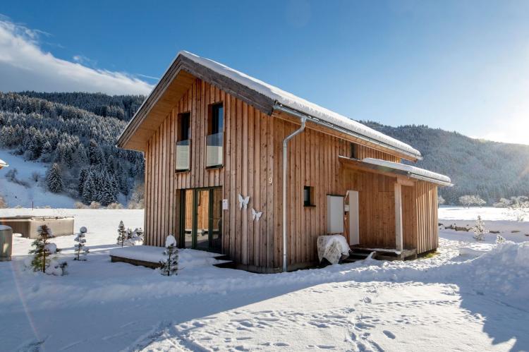 VakantiehuisOostenrijk - Steiermark: Chalet Wellness 8p  [3]