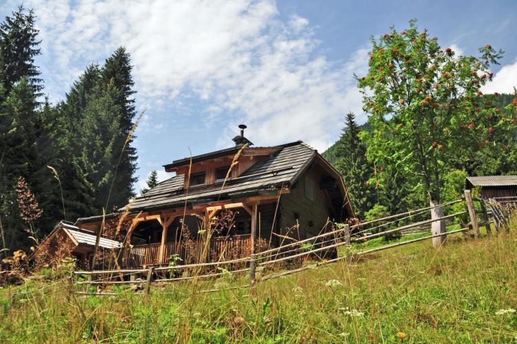 Holiday homeAustria - Carinthia: Almhütte im Walde  [3]