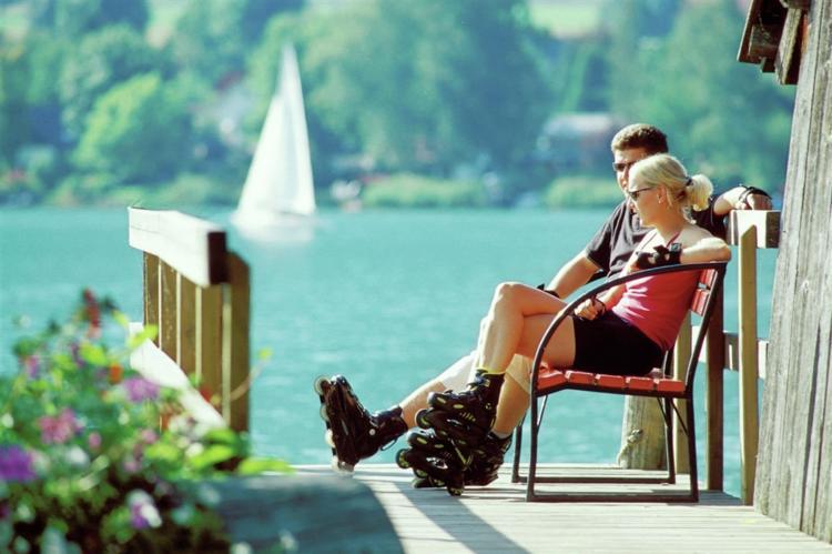 Holiday homeAustria - Carinthia: Almhütte im Walde  [20]