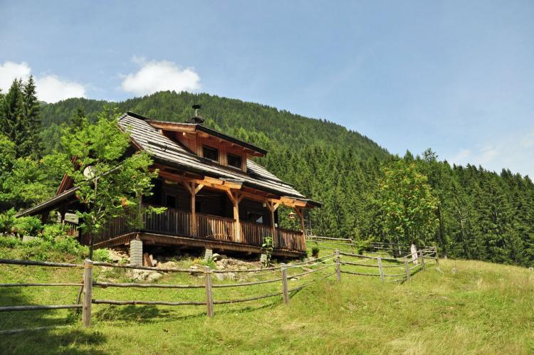 Holiday homeAustria - Carinthia: Almhütte im Walde  [5]