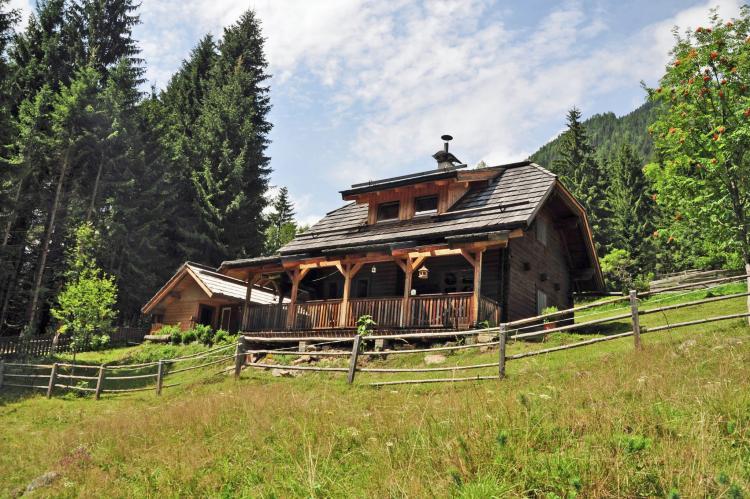 Holiday homeAustria - Carinthia: Almhütte im Walde  [1]