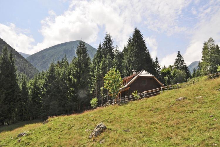 Holiday homeAustria - Carinthia: Almhütte im Walde  [4]