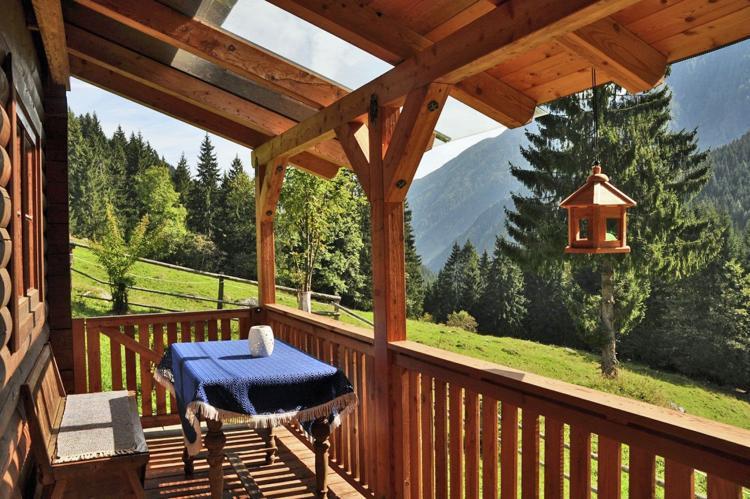Holiday homeAustria - Carinthia: Almhütte im Walde  [12]