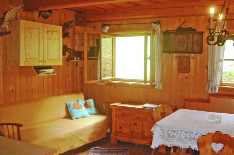 Holiday homeAustria - Carinthia: Almhütte im Walde  [7]