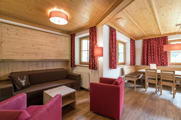 Holiday homeAustria - Salzburg: Alpensteinbock Saalbach A  [6]