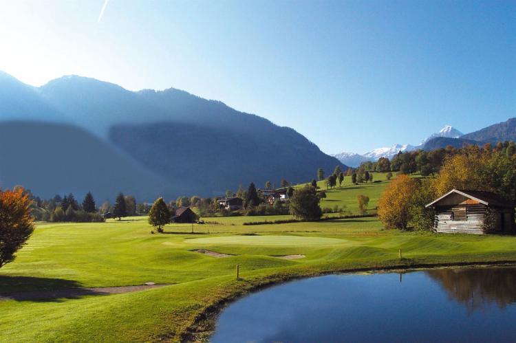 FerienhausÖsterreich - Salzburgerland: Alpensteinbock Saalbach B  [26]