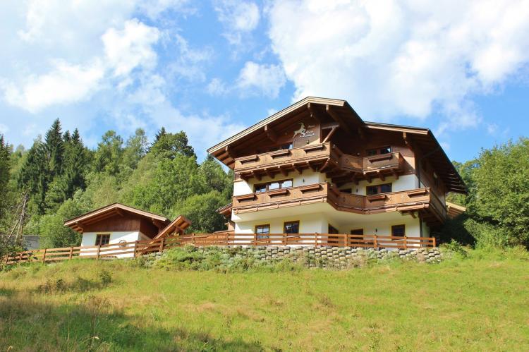 FerienhausÖsterreich - Salzburgerland: Alpensteinbock Saalbach B  [1]