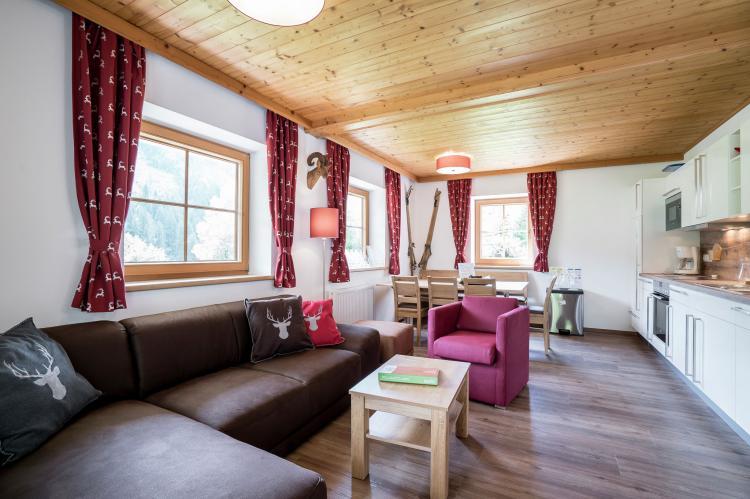 FerienhausÖsterreich - Salzburgerland: Alpensteinbock Saalbach B  [4]