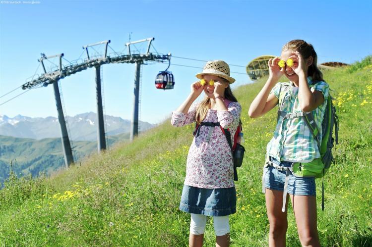 FerienhausÖsterreich - Salzburgerland: Alpensteinbock Saalbach B  [21]