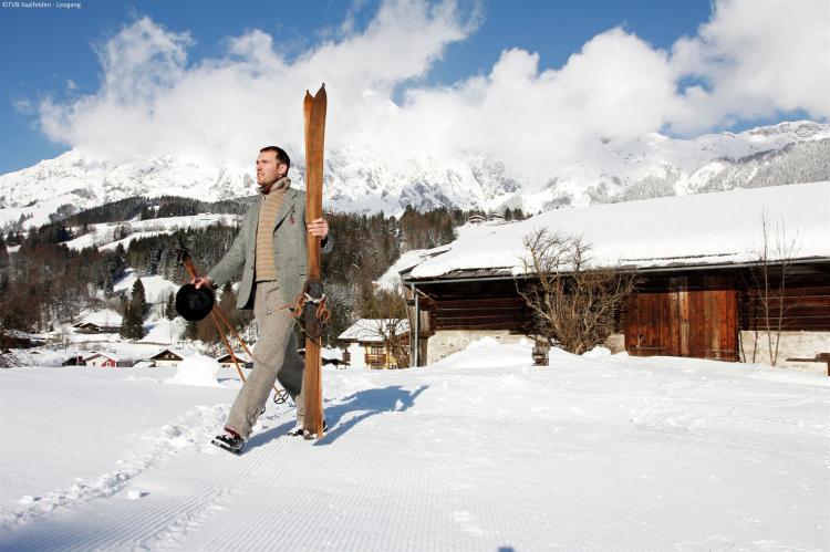 FerienhausÖsterreich - Salzburgerland: Alpensteinbock Saalbach B  [25]