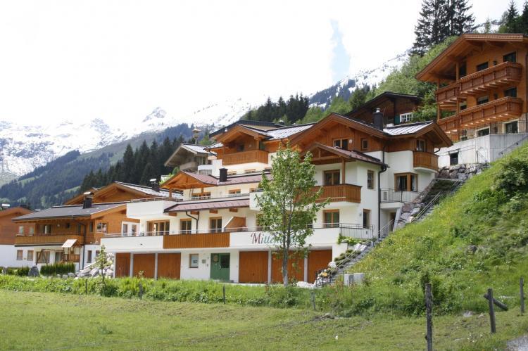 Holiday homeAustria - Salzburg: Mittenwald Top 1  [1]