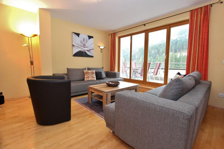 Holiday homeAustria - Salzburg: Mittenwald Top 1  [2]