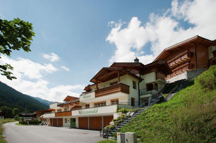 FerienhausÖsterreich - Salzburgerland: Mittenwald Top 1  [6]