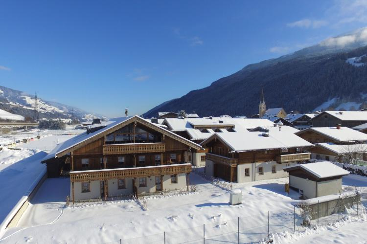 Holiday homeAustria - Salzburg: Residenz Hollersbach Top 13  [20]