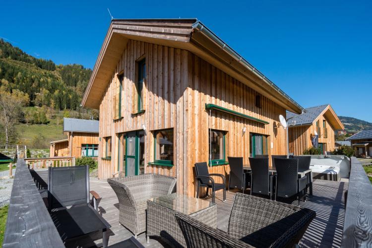 VakantiehuisOostenrijk - Steiermark: Chalet Eulennest 19  [21]